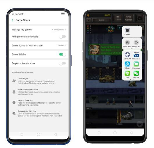 How to use Game Mode in Realme X