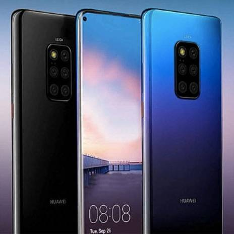 Huawei mate 30 Pro to have larger, more curved display with reduced resolution