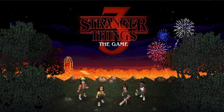Download Strangers things 3 game android