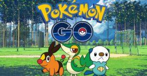Pokemon Go Generation 5