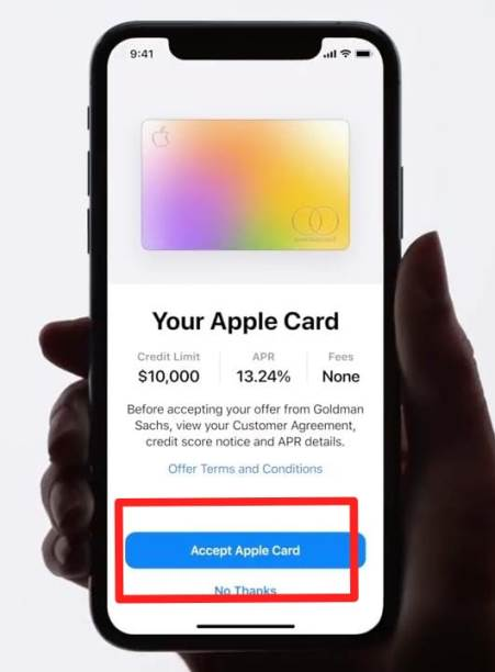 How to apply for Apple Card