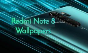 download Redmi Note 8 (Pro) stock wallpaper