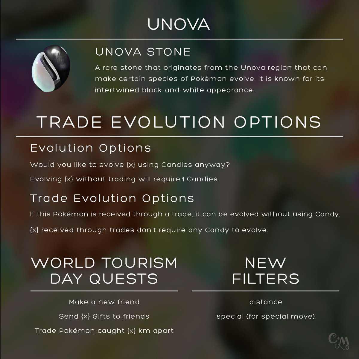 Pokemon Go Trading Evolutions