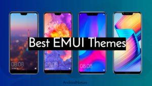 Best EMUI themes