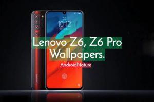 Lenovo Z6 pro Wallpapers
