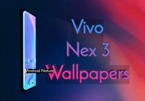 download Vivo Nex 3 stock wallpaper