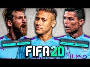Leaked FIFA 20 Ratings Reveal ft. Messi, Ronaldo & Neymar