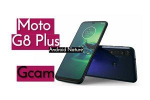 Moto G8 Plus Google camera