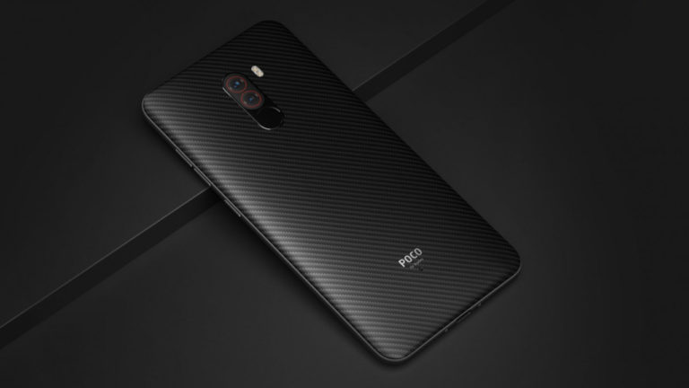 Poco F1 finally gets Camera2 API support officially in India (Download gcam for Poco F1)