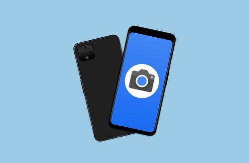 Google Camera 7.4 (Gcam 7.4) apk download from pixel 5