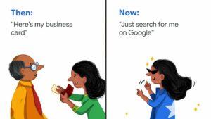 Google People Card