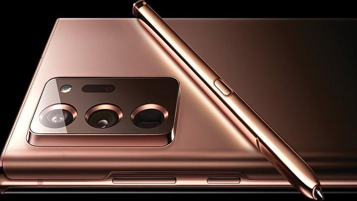 Samsung Galaxy Note 20 Ultra DxOMark