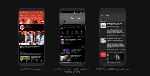 YouTube Vanced iOS Apk 2021