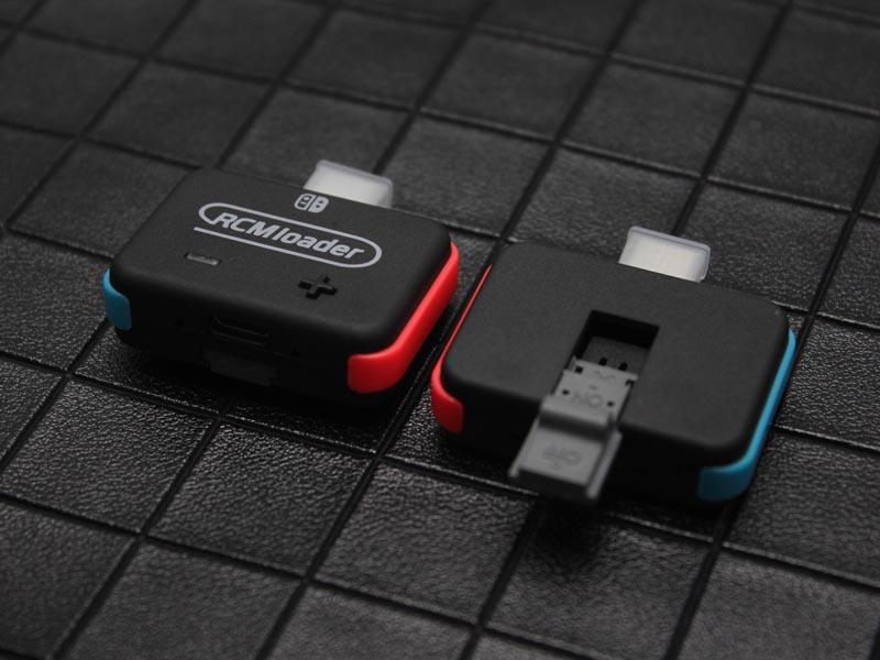 Nintendo Switch RCM Loader
