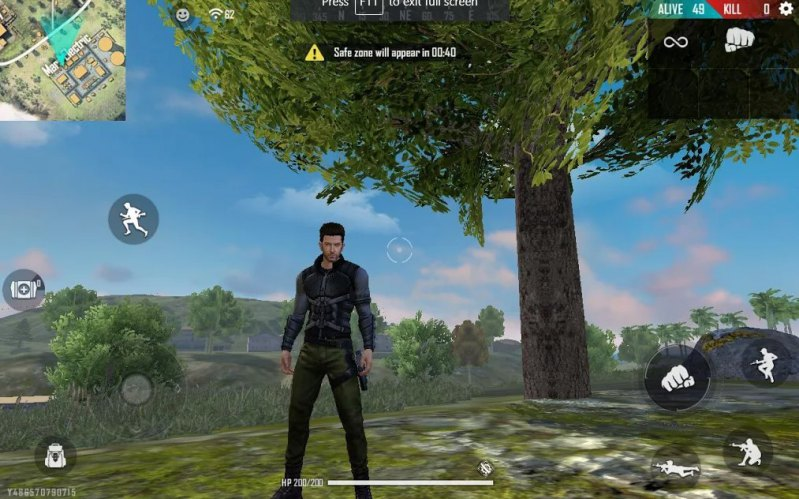 Free Fire Max 4.0 APK Download (OBB File Included)