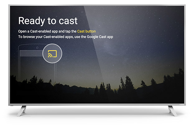 Fix Chromecast source not supported