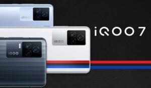 iQOO 7 google camera