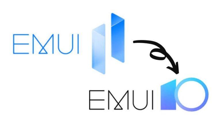 How to downgrade EMUI 11 to EMUI 10