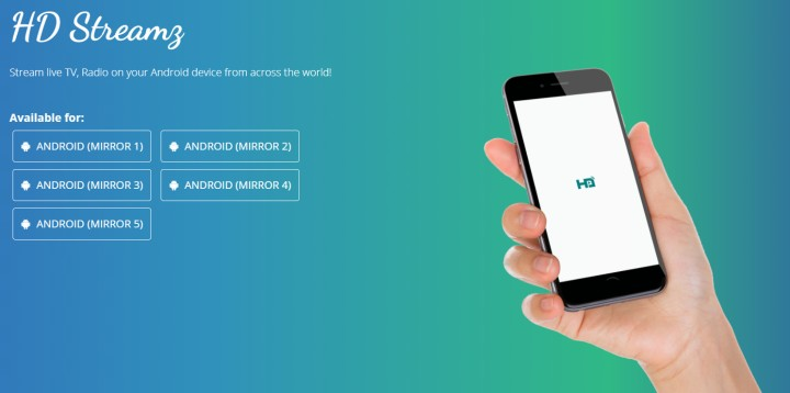 Fix HD Streamz not working and download latest APK