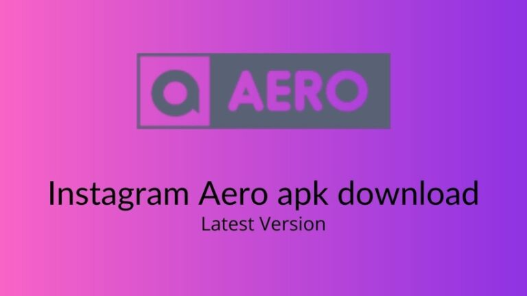 Instagram Aero apk download