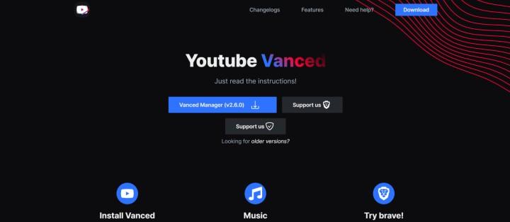 Fix YouTube Vanced Apk not working