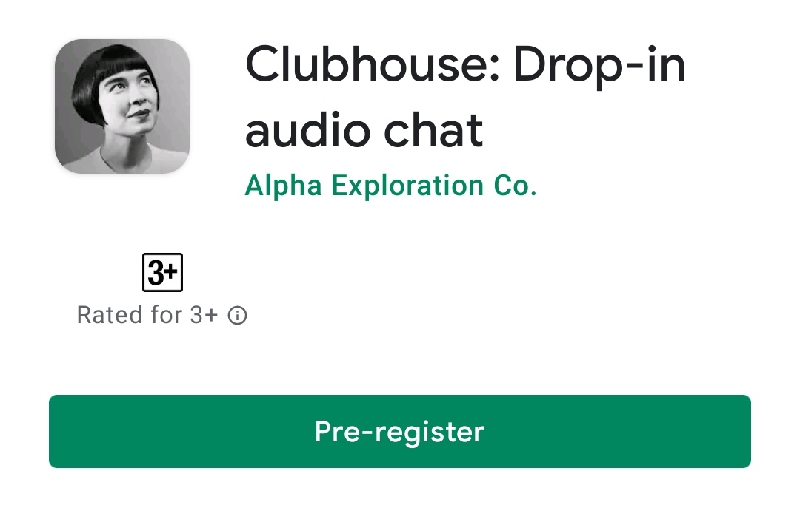 Clubhouse on Android