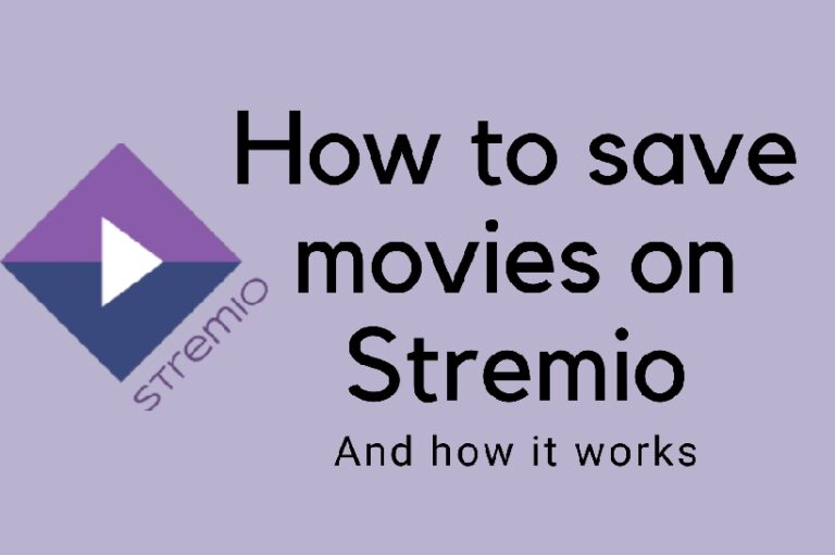 How to save movies on Stremio