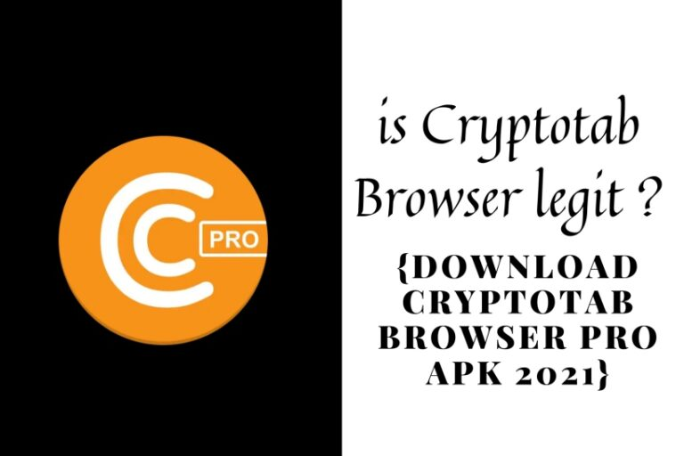 Is Cryptotab Browser legit
