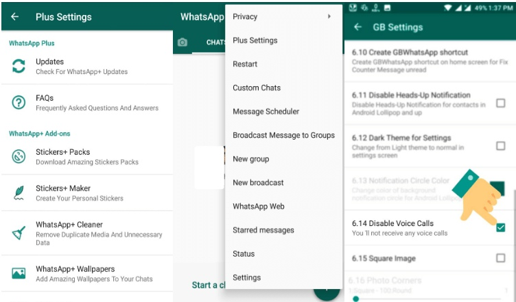 Is Whatsapp plus safe