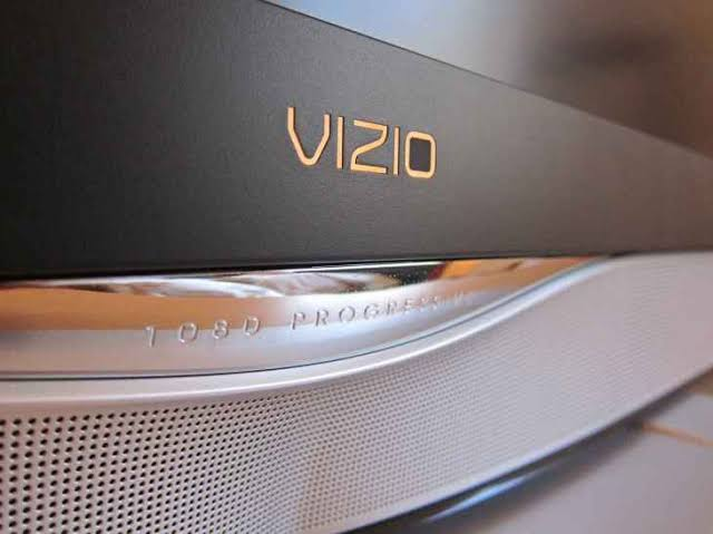 reset Vizio TV without remote