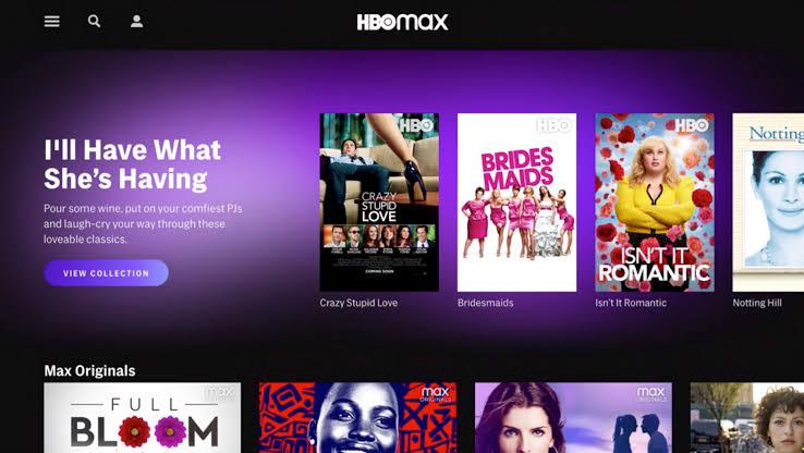 HBO Max no sound