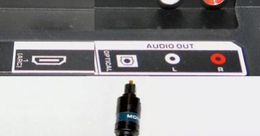 TCL TV audio output settings