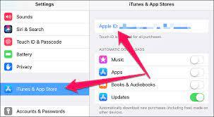 Apple id of Apple music