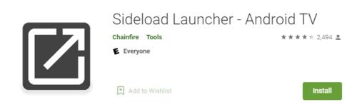 Sideload app for Hisense TV