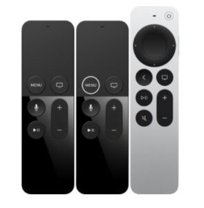 Apple remote touchpad not working